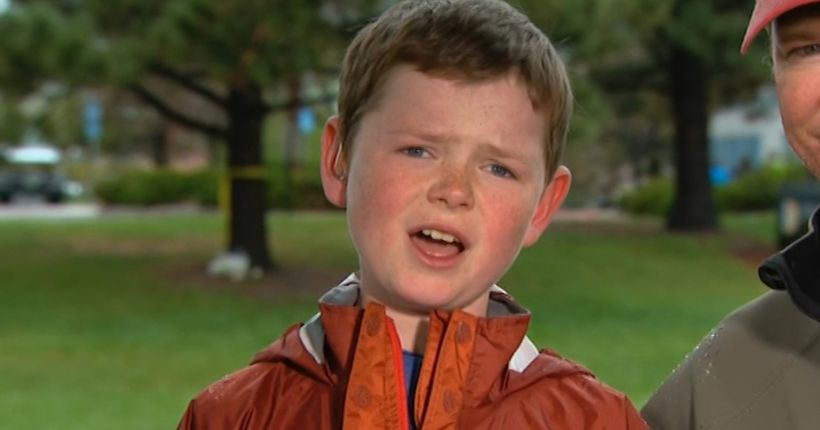 'I was gonna go down fighting,' says sixth-grader who grabbed a bat during school shooting