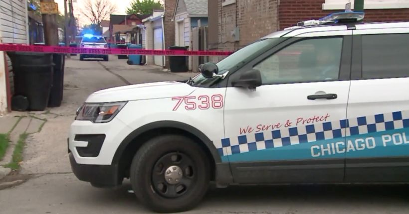16-year-old girl is mother of baby found in alley, Chicago police confirm