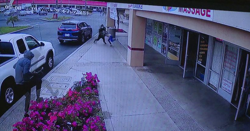 Woman dies after being run over during purse snatching in Garden Grove; 3 in custody after pursuit: Police