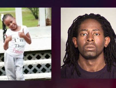 Dad accused of neglect makes 1st court appearance after girl's death