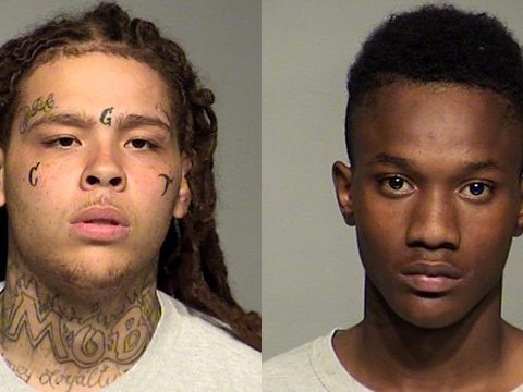 2nd suspect sentenced in crime spree involving carjacking with baby in car