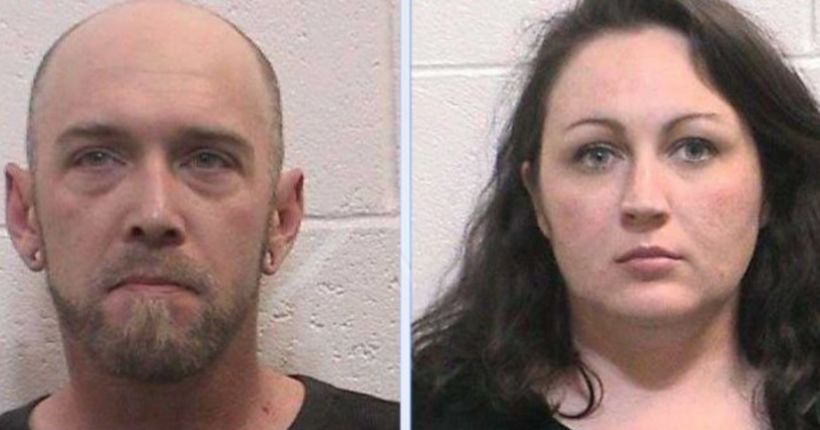 Parents sentenced for abusing 4-year-old daughter, leaving her comatose