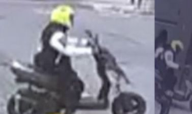 Scooter-riding purse snatcher drags 86-year-old woman: Police