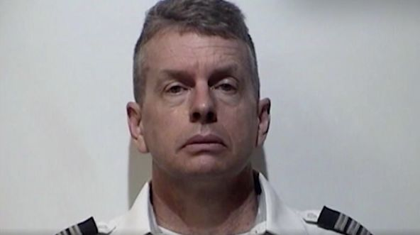 Airline pilot arrested, accused of killing Kentucky couple and their neighbor