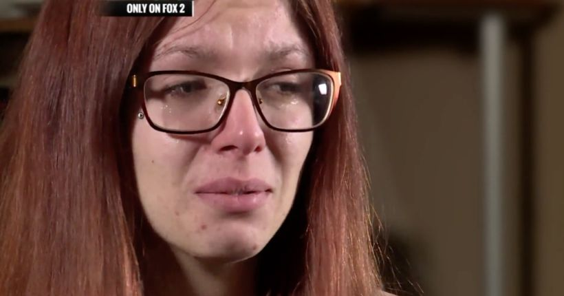 Woman who watched mother kill man says it wasn't murder