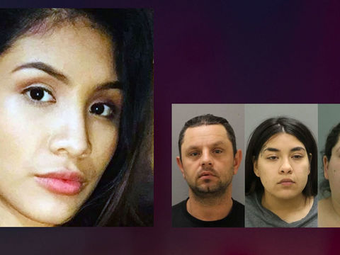 3 charged in pregnant woman's murder denied bond