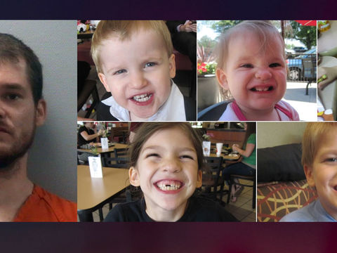 Ex-husband on trial for killing 5 kids, driving with bodies for days