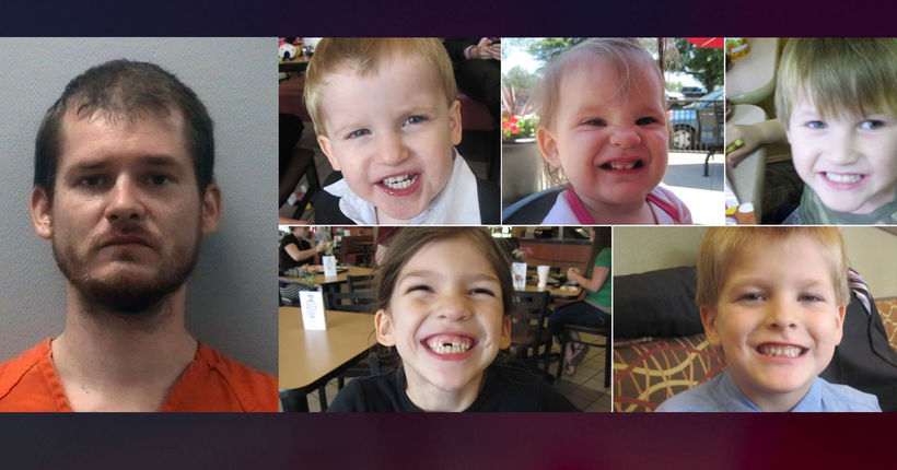 Convicted: South Carolina dad faces possible death penalty for murdering 5 kids