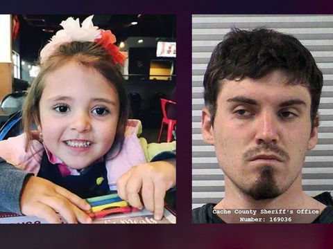 Missing 5-year-old Utah girl's uncle charged with kidnapping, murder
