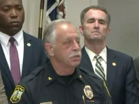 Police Chief: 4 cops helped prevent more carnage in battle with shooter