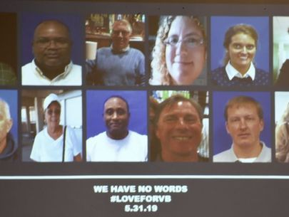 These are the city employees, contractor killed in Virginia shooting