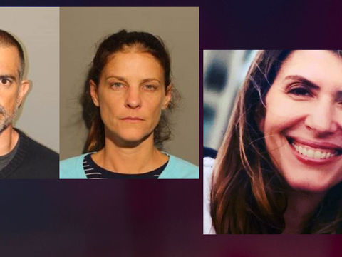 Dulos missing: Estranged husband, girlfriend charged with tampering