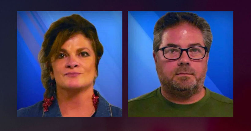 Iowa couple charged after allegedly refusing to let minors leave party