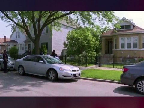 Woman shoots man trying to help person locked out of home
