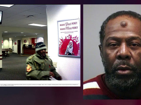 Shootout: Man killed, missing woman found, bank robbery suspect arrested