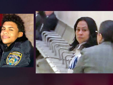 Mother of 'Junior' banned from courtroom after outburst