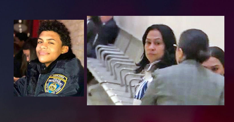 Junior's mom agrees to watch remainder of trial from outside courtroom