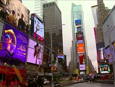 Man arrested for plotting to detonate explosives in Times Square: source