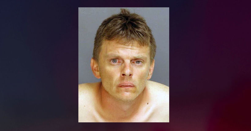 Man charged with stealing two state vehicles, lighting own home on fire