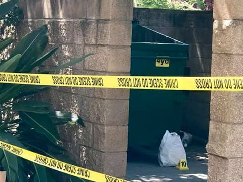 Newborn baby found alive in dumpster; teenage mother hospitalized