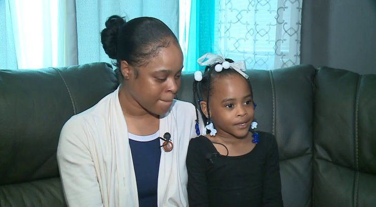 6-year-old calls 911 after mother passes out, stops breathing