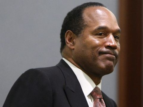 O.J. Simpson now on Twitter, says he's 'got a little getting even to do'