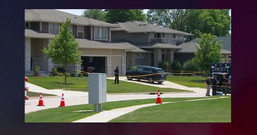 4 found shot dead in Iowa home, including 2 children