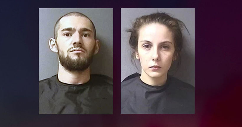 Indiana couple charged with murder in death of toddler
