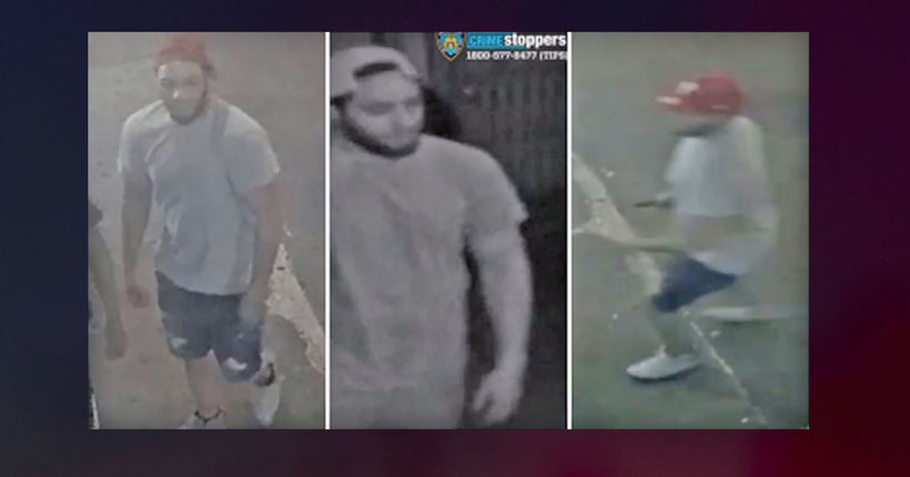 Attacker partially severs his own finger while stabbing man in the Bronx