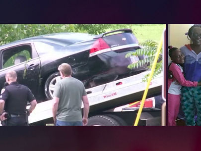 Police say mom drove into Kalamazoo River with twin daughters