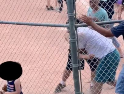 Police tell parents to 'grow up' after brawl at youth baseball game