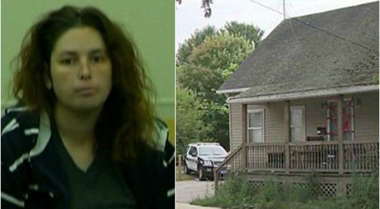 Massachusetts mother in house of horrors case found not guilty of murder; convicted of assault on child, animal abuse