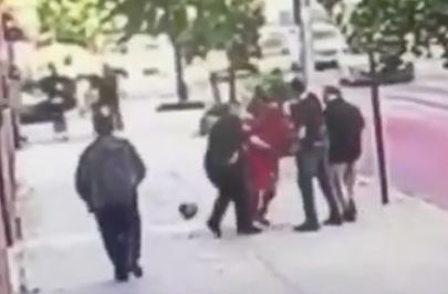 Teen's questionable arrest in Brooklyn caught on camera