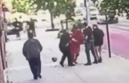 Teen's questionable arrest in Crown Heights caught on camera