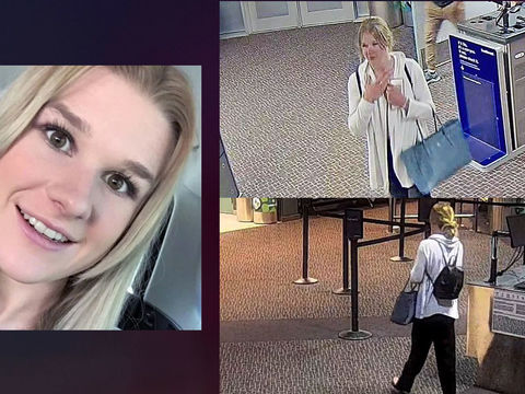 Police release photos of MacKenzie Lueck at Salt Lake City airport