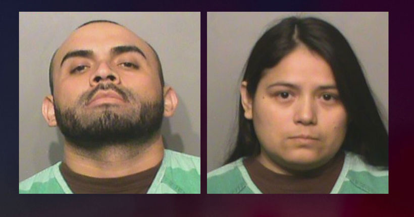 Couple arrested for allegedly leaving 3 kids alone in Des Moines hotel room