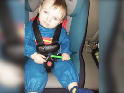 Police chief gives update on missing toddler