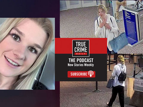 TCDPOD: Strange clues in MacKenzie Lueck case; Defendant uses weapon in court