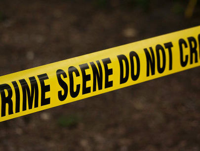 Plastic bag of suspected human remains found hanging from snack stand door