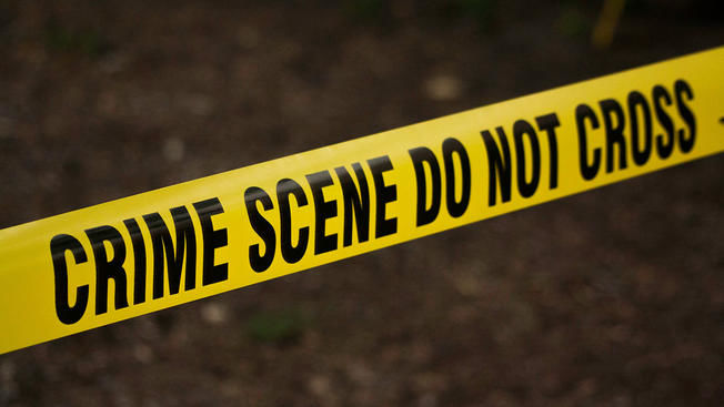 Plastic bag of suspected human remains found hanging from snack stand door in N.J.