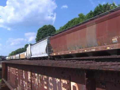 Baby twins found alone near train tracks, prompting police investigation