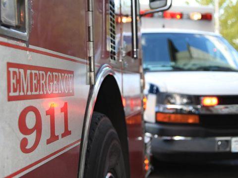 Kids, parents sent to hospital after road rage shooting ignites fireworks in car
