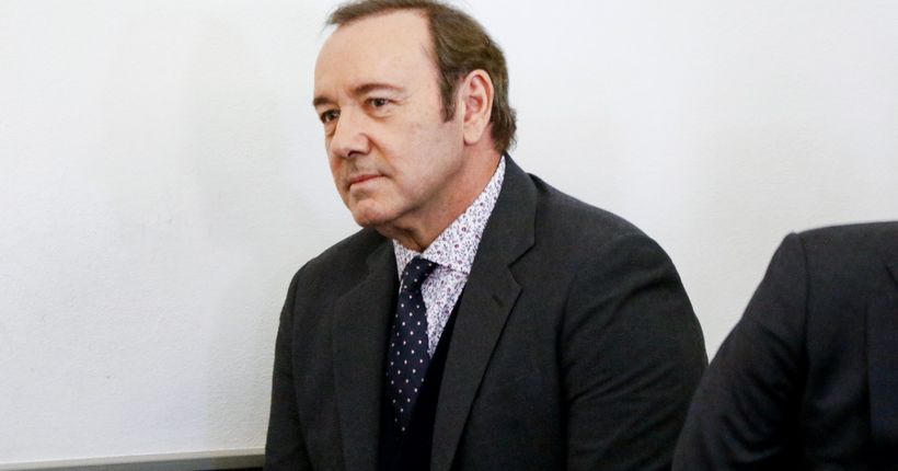Kevin Spacey accuser drops lawsuit accusing actor of groping