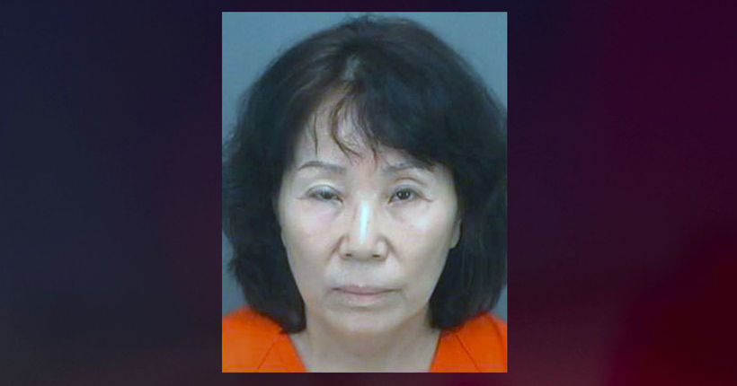 Florida woman accused of urinating in ice cream machine at shop