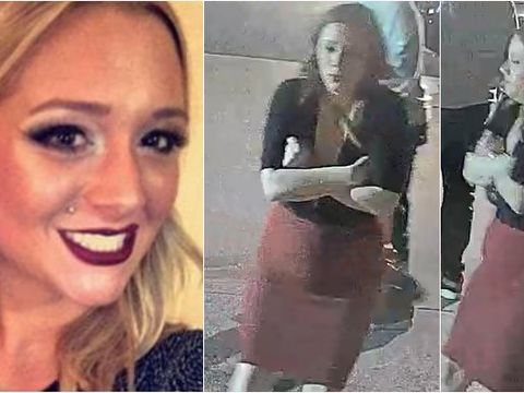 Savannah Spurlock person of interest arrested after human remains found: Cops
