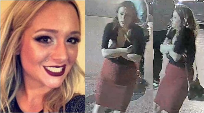 Savannah Spurlock person of interest arrested on desecration charges after human remains found, cops say