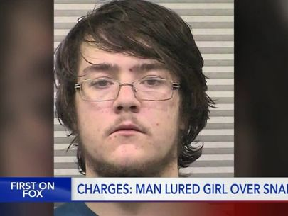 Man deceived teen girl on Snapchat before raping her, police say