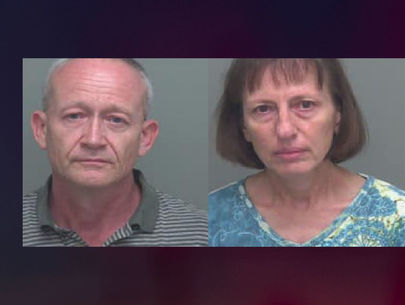 'Doomsday prepper' couple accused of abusing 2 victims on farm for years