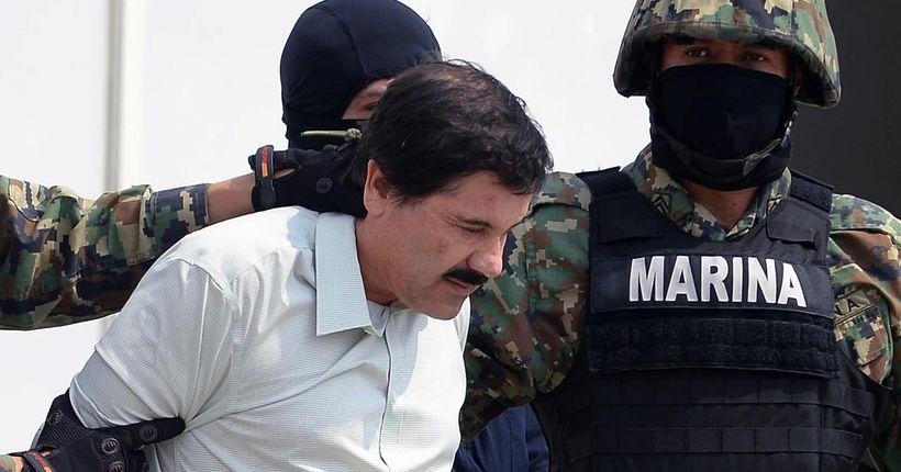 Joaquin 'El Chapo' Guzman sentenced to life in U.S. prison
