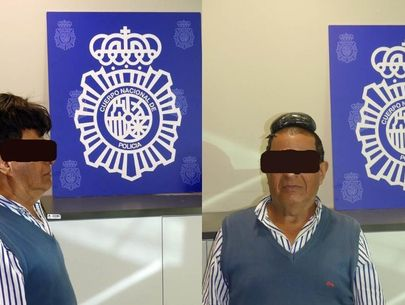 Spanish police catch man trying to smuggle cocaine under his toupee